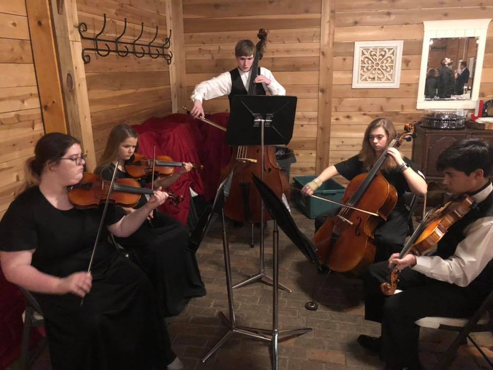 Basehor Chamber Annual Meeting And Christmas Dinner at Cider Hill Family Orchard