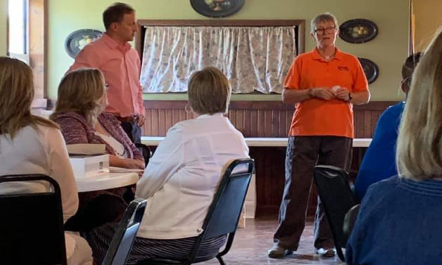 June Chamber Luncheon Benefits Southern Leavenworth County Tornado Victims