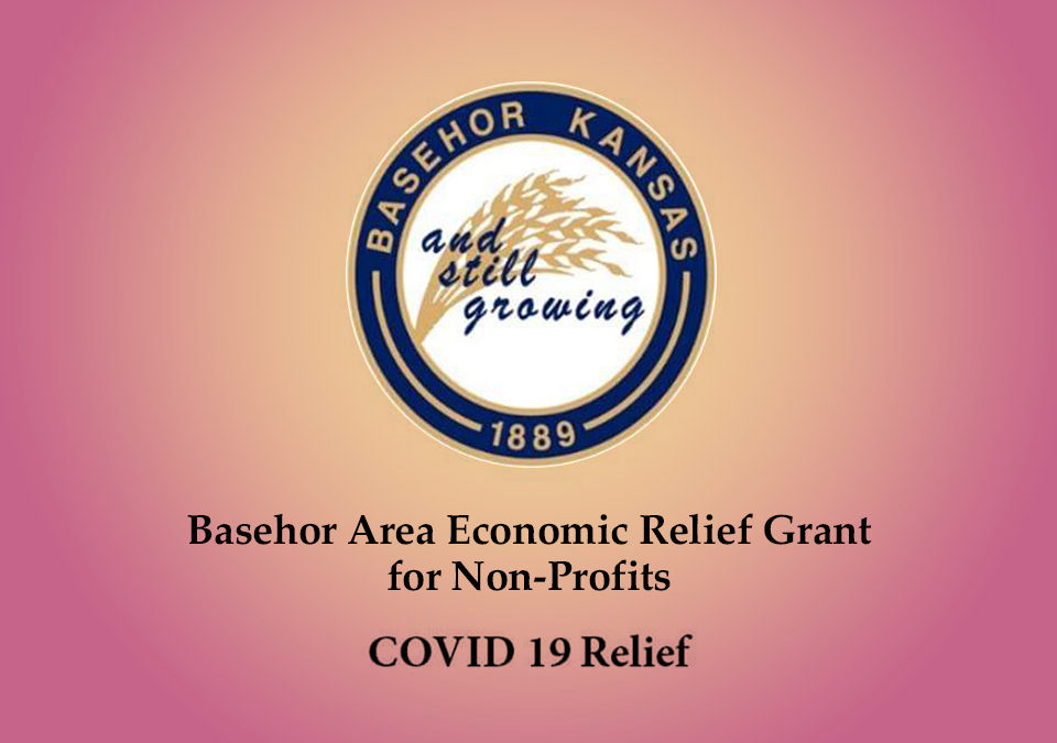 Basehor Area Economic Relief Grant for Non-Profits